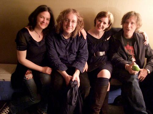 Siobhan & Kevin & Eileen & Jimi Shields NYC 2008   by bp fallon