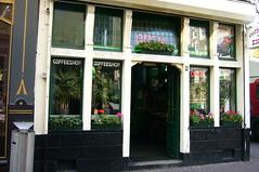 AMSTERDAM Coffeeshop Extase