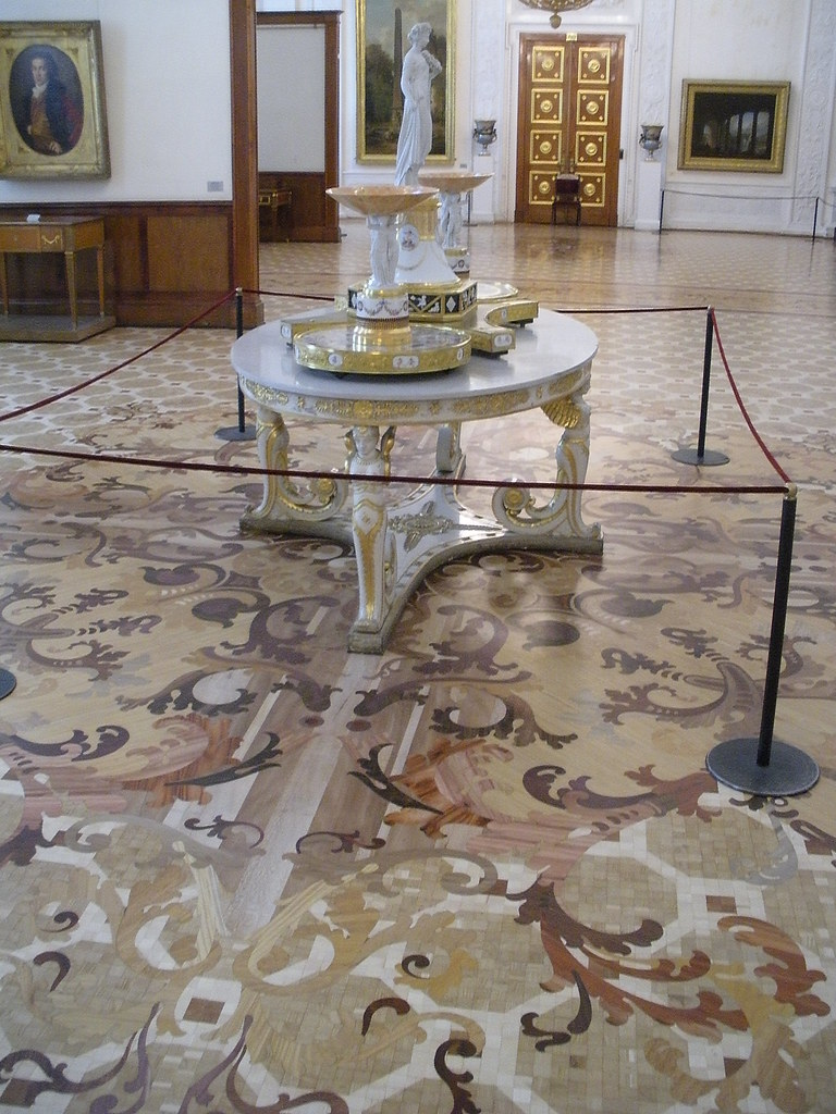 White Hall @ The Winter Palace (Hermitage)