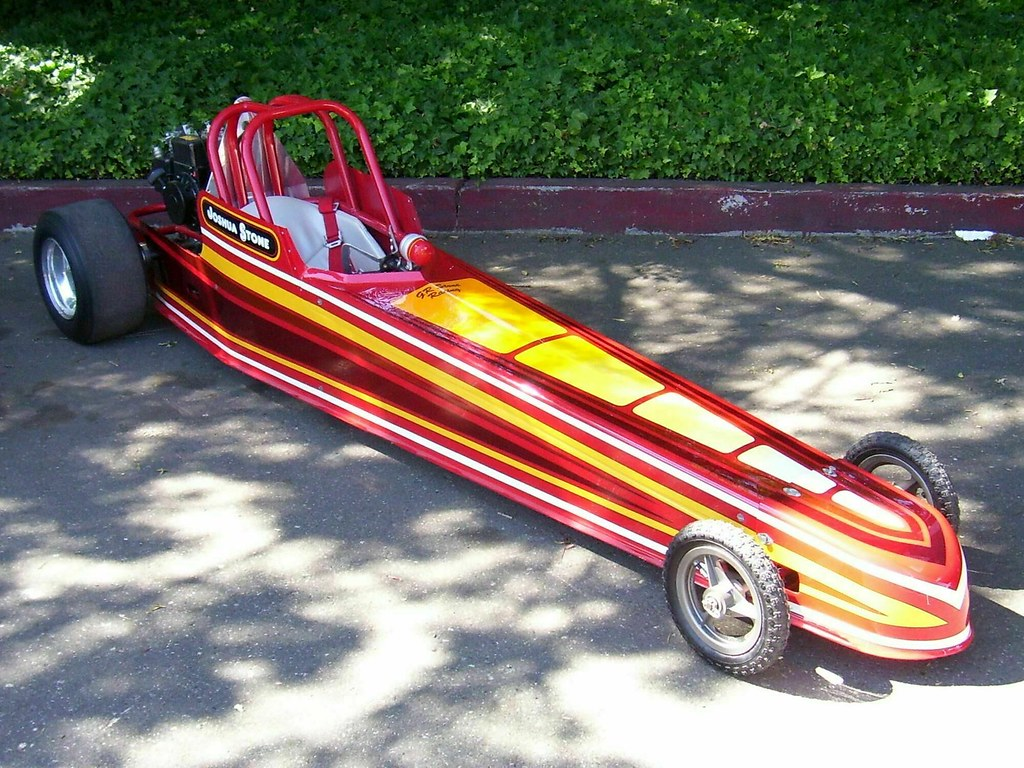 Junior Rail Dragster 1 - a photo on Flickriver