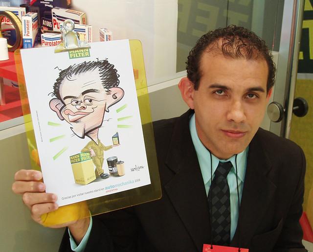 www.marceloguerra.com.ar / CARICATURAS FIESTAS