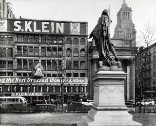 Union Square, Manhattan.