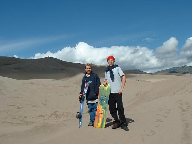 Dune Riders
