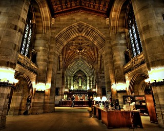 Yale Library | by Andrew E. Larsen