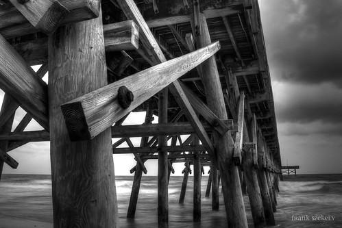 ocean beach pier south carolina myrtle