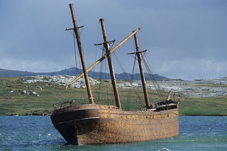 Wreck Lady Elisabeth, Falkland Islands | by Photovolcanica