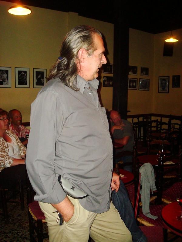 old flamenco god father