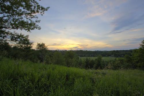 sunset sky green clouds hdr canonefs1022mmf3545usm 3xp canoneosdigitalrebelxsi
