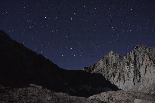Stars and Moonlit Peaks [121406] *Explored* | by Steven Christenson