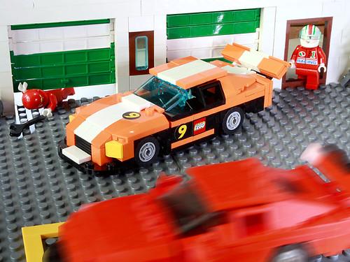 orange NASCAR version 3