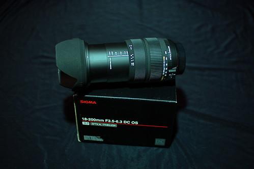 Sigma 18-200 HSM OS | by nataraj_hauser / eyeDance