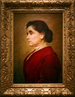 Jane Addams, 1906 by George de Forest Brush, | by cliff1066™
