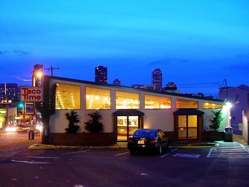 Fast Food Lloyd Wright