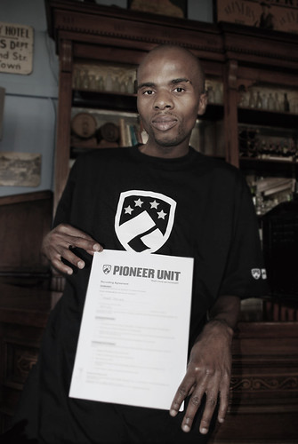 Rattex Signs to Pioneer Unit | by Dplanet::
