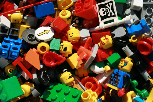 unemployment was high in lego land | by woodleywonderworks