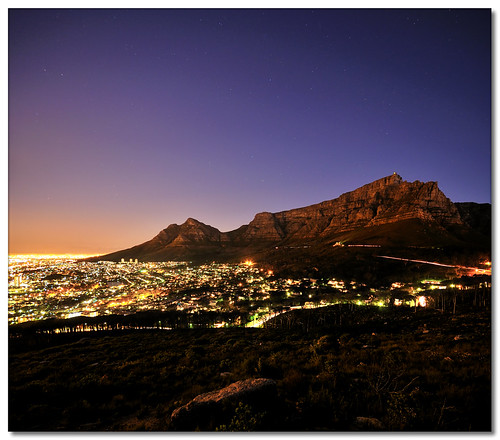Cape Town Blue Hour (Vertorama) | by Panorama Paul