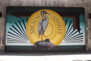 Broad Street Murals | by Gamma Man