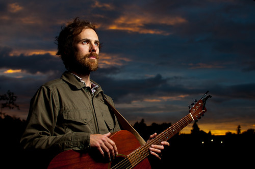 sunset storm clouds rockstar guitar wyoming sheridan jonswift 52weeksinthespc usa64875