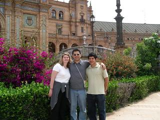 Plaza de Espagna, Seville, Spain | by shiladsen