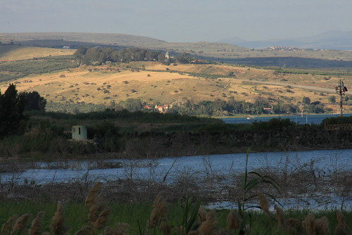Mount of Beatitudes from the sea | by keithwills