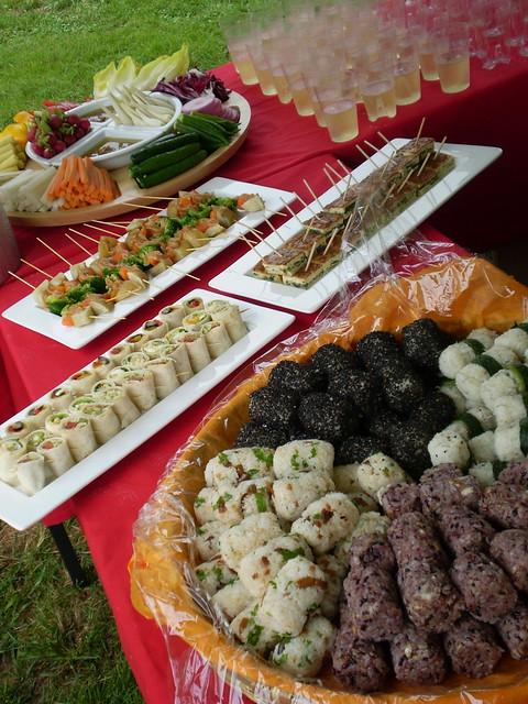 Wedding Party at Showakinen Park 4