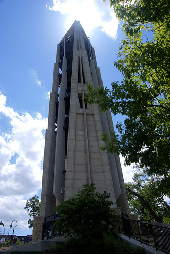 Moser Tower and Millennium Carillon HDR 5 | by Michael Kappel
