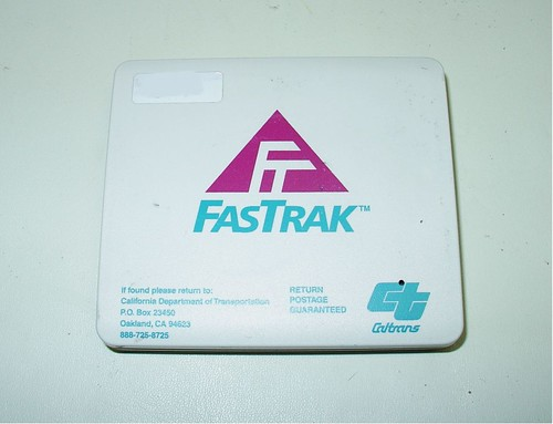 Fastrak Cover | by mightyohm