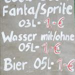 Ecco perchè i tedeschi bevono tanta birra...