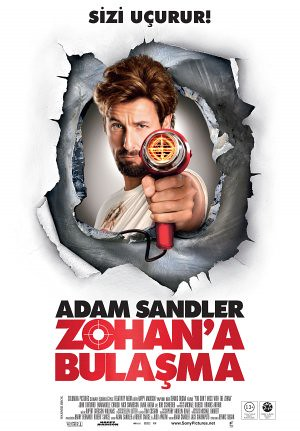 You Don't Mess with the Zohan (2008) | www imdb com/title/tt… | Flickr