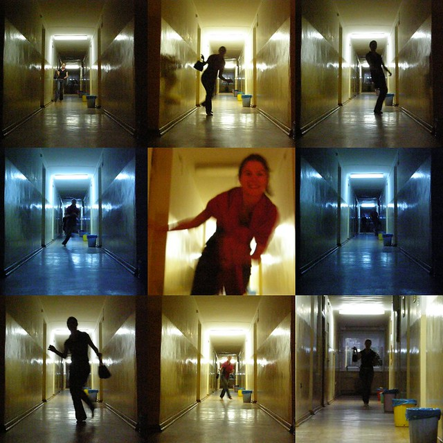 Świnoujście Corridor : mosaïque Charlotte