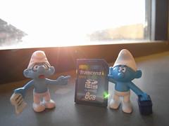 Smurfs, March 2008