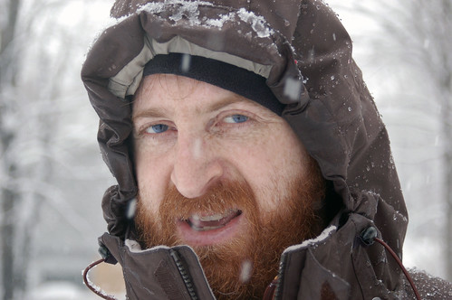 Erik in the Snow | by shelley_ginger