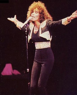 whitney live 1988