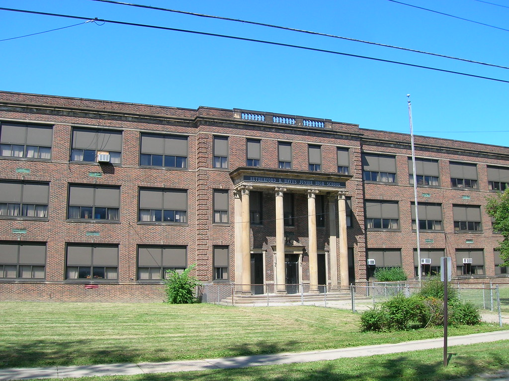 Rutherford B  Hayes Junior High School (1927)--Youngstown