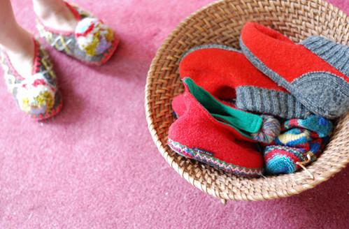 slipper season | by SouleMama