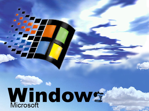 Windows 98 logo | by AcidZero