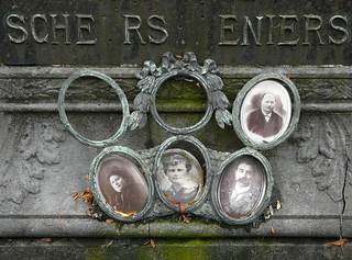 SCHE RS  ENIERS / missing parts, lost family members | by e³°°°