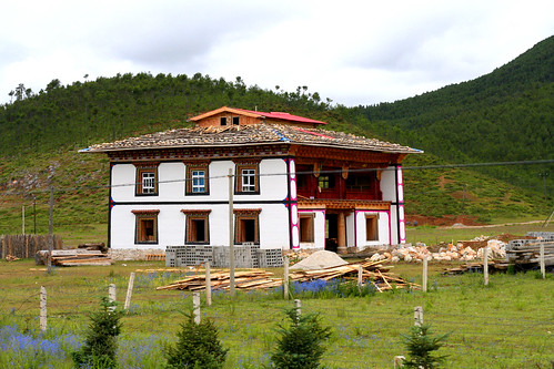 Tibetan house | by kovalchuk.nikolay