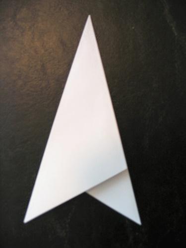 Easy 3D Origami Paper Snowflake Tutorial - YouTube | 500x375