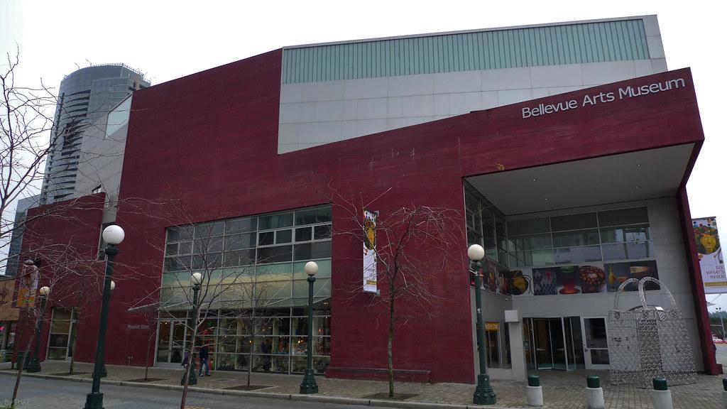 Bellevue Art Museum by Steven Holl