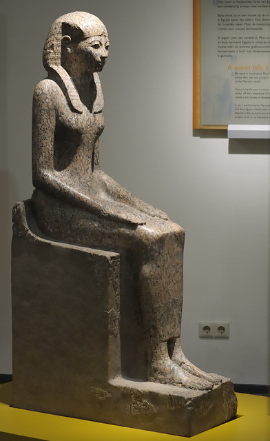 the real hatshepsut (RMO Leiden)