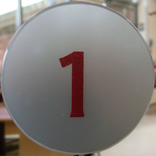 Table number 1 | by Leo Reynolds