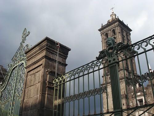 Catedral antes de un diluvio