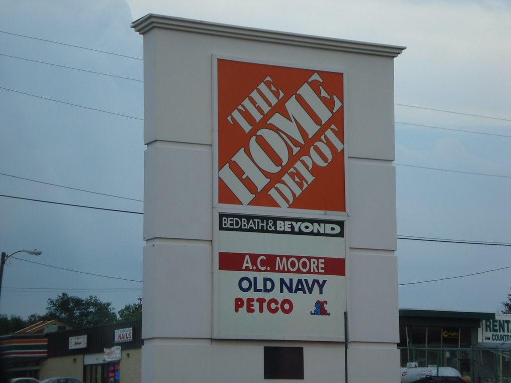 Home Depot Bed Bath Amp Beyond A C Moore Old Navy Petco Sig