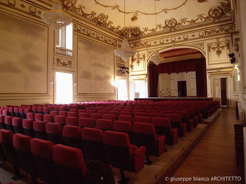 Firenze (I) - Teatro della Pergola | 1656-1912 | Architetto Ferdinando Tacca