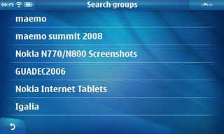 "Search results for ""Maemo"" 
