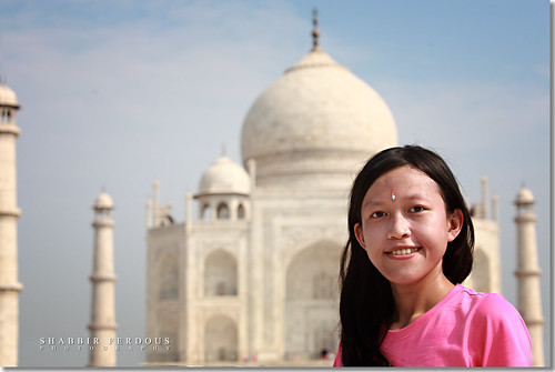 Portrait of the Taj Mahal | by Shabbir Ferdous