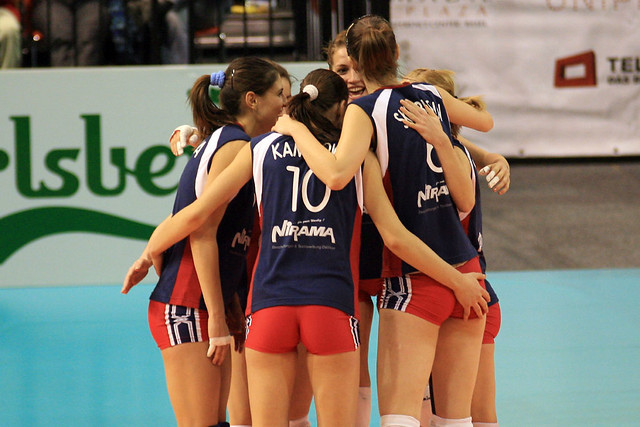 20.Top Women`s Volley International