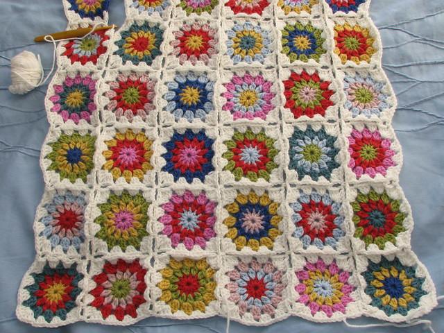 Sunburst Blanket II