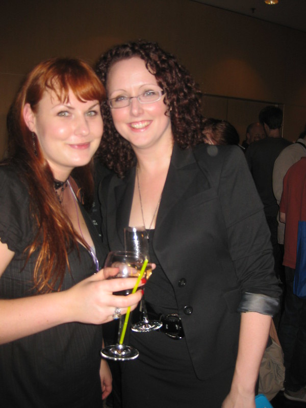 Lisa L. Hannett and Kate Eltham